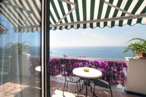 Sea view Hotel Bellevue